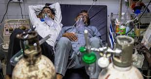 Hospital Runs out of Capacity as Covid cases increase in India