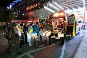 Death due to Stampede in Israel