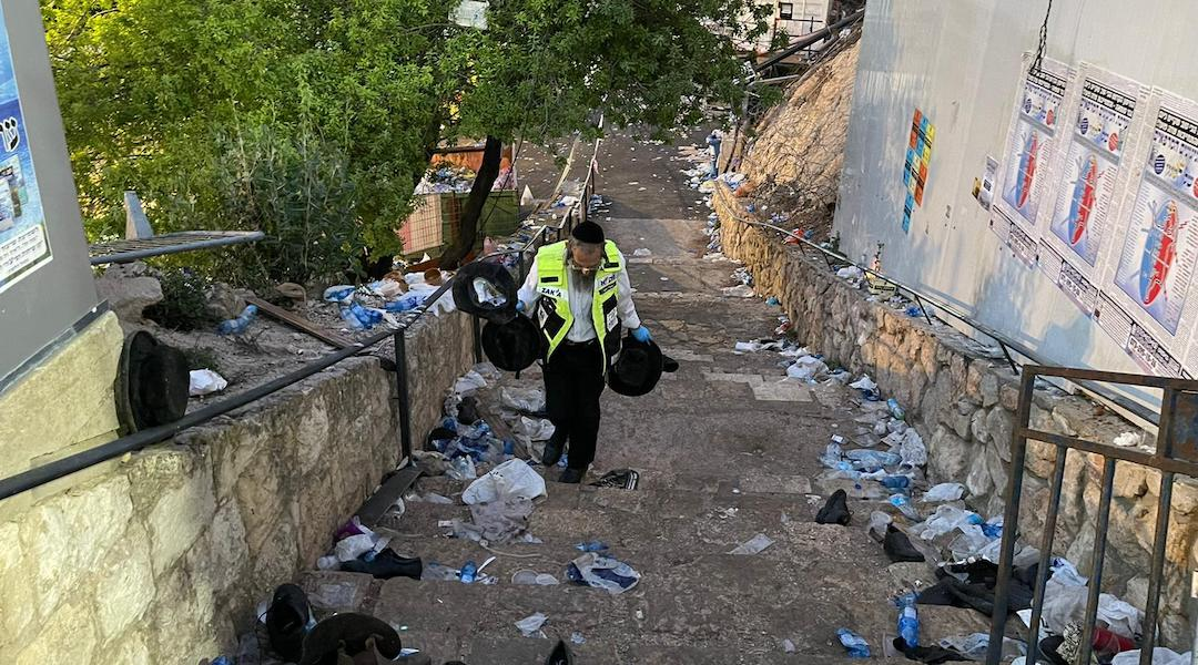 Istrael Moums Festival Turned Tragic